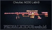 Cheytac M200 Latin9
