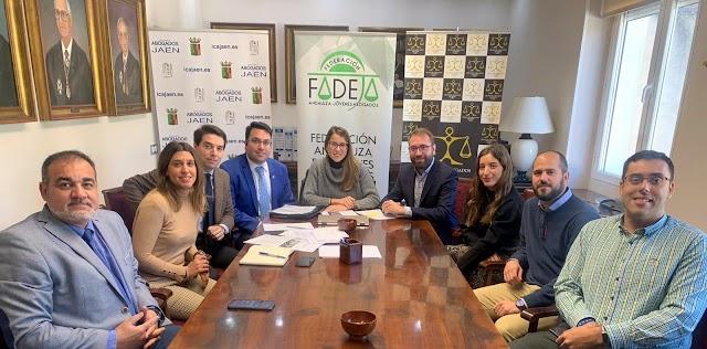 Reunión del Comité Organizador del Congreso de FADEJA