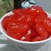 Resep Manisan Kolang Kaling Red Sweet Simpel