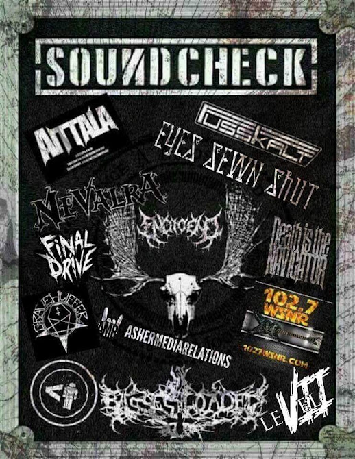 METAL MOOSE RADIO / SOUNDCHECK