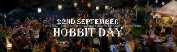 Hobbit Day Wishes Beautiful Image