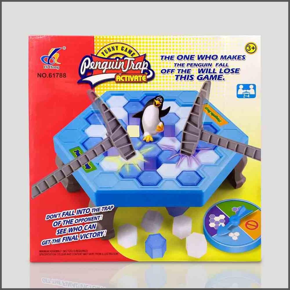 企鵝破冰遊戲 / 拯救企鵝敲冰塊親子互動遊戲 / 敲冰磚遊戲 / 企鵝冰磚 桌遊 / 企鵝冰塊桌遊 / 企鵝桌遊 / Penguin Trap / 企鵝遊戲 / 企鵝敲冰磚玩法 / 桌上遊戲 / 派對遊戲推介 / 益智玩具推薦 香港 / 小肌肉訓練玩具 / 親子互動遊戲 / 親子互動遊戲有哪些 / 親子互動玩具