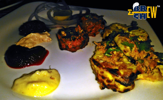 By The Blue | Hotel Grand Mercure, Bangalore Review | Paneer Grilled