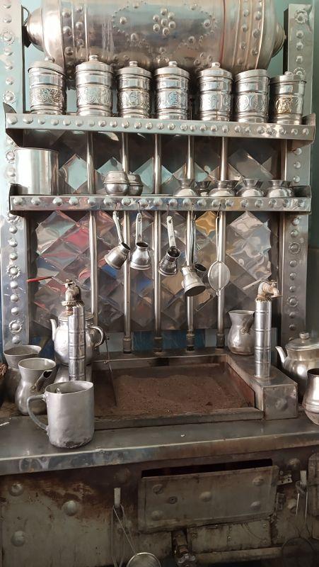 macchina per il caffè in un locale di abydos