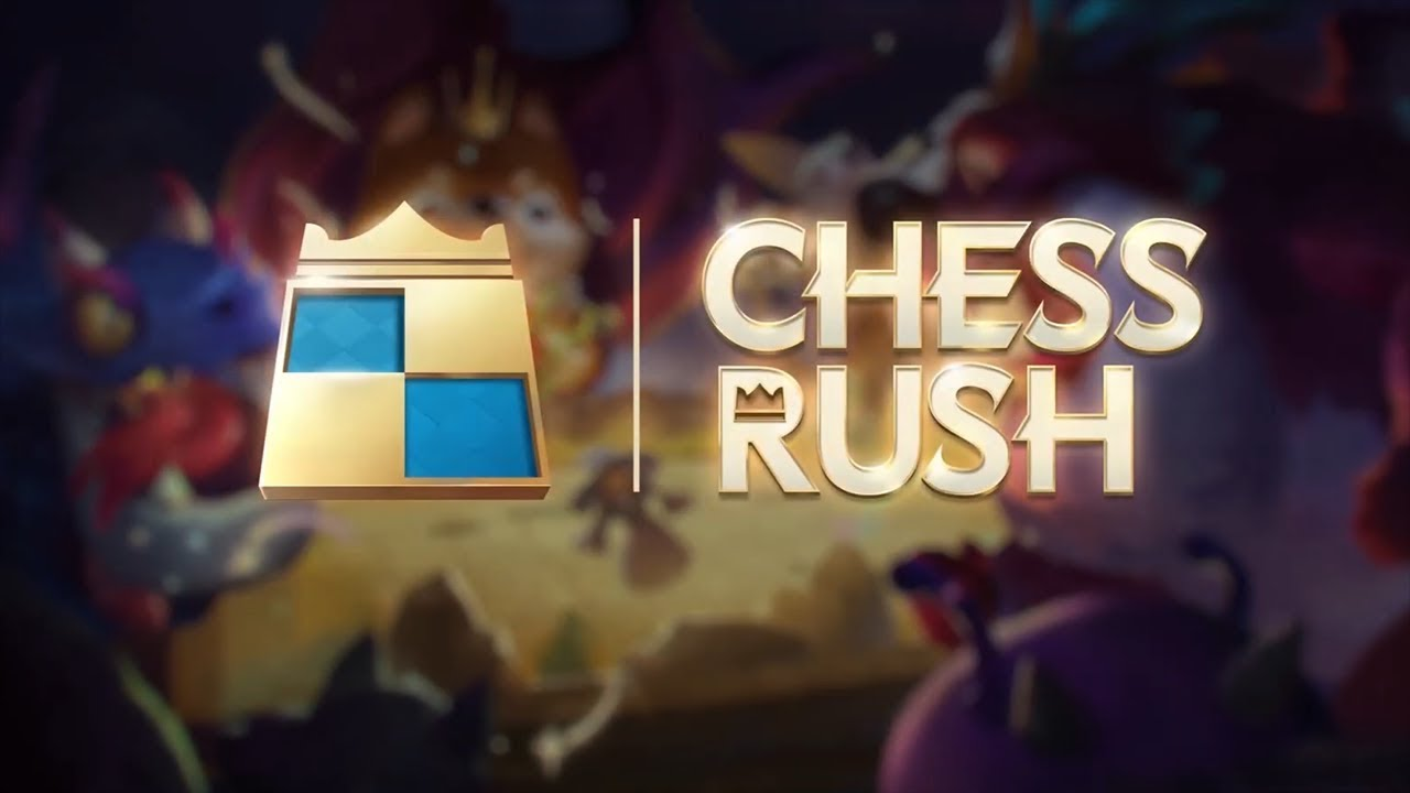 Chess Rush - Tencent's mobile game