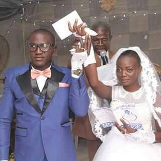 1gospel Naija: Photos :: Adeyinka Praise got married to her long time friend and manager.