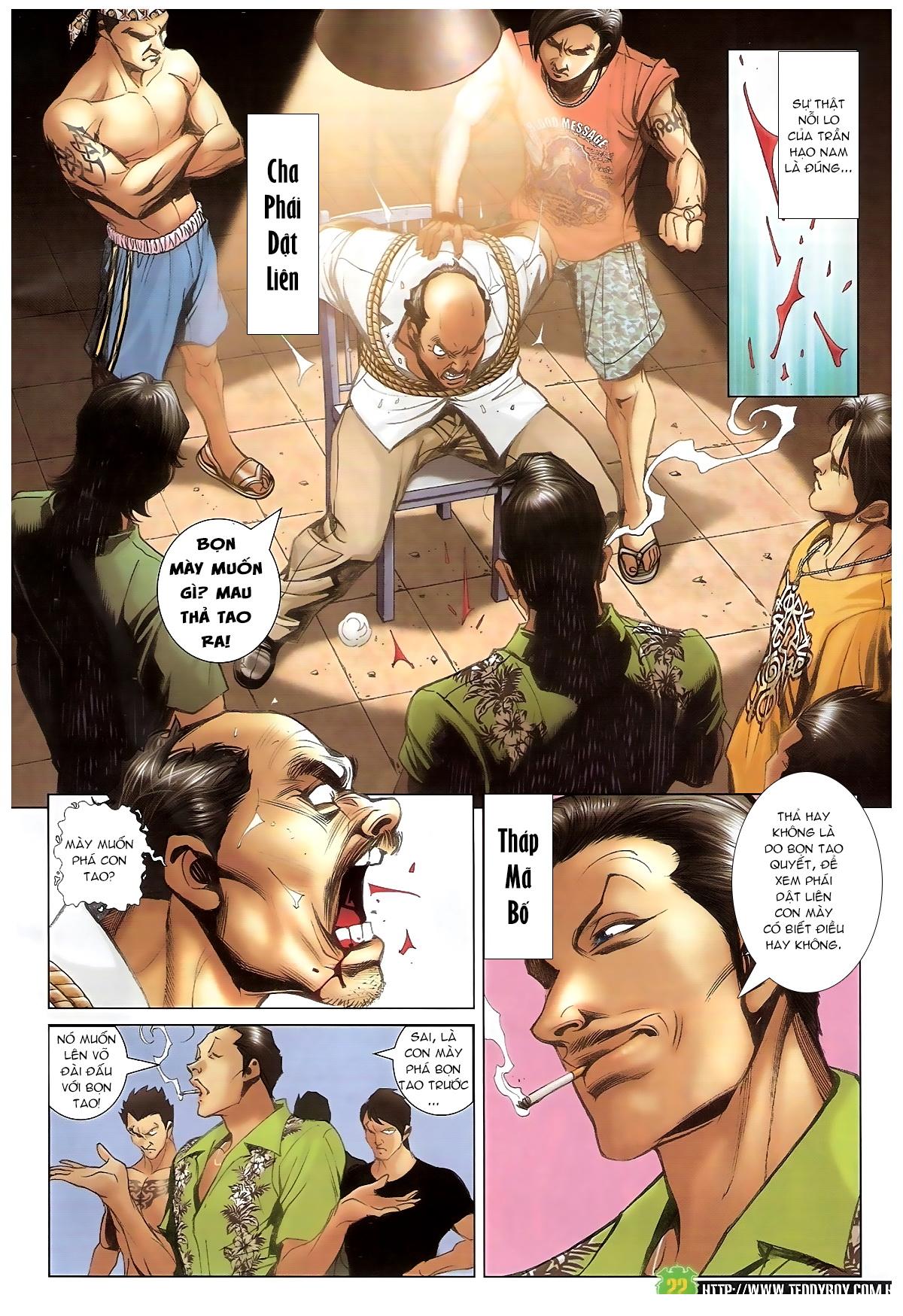Người Trong Giang Hồ - Chapter 1397: Anh hùng cúi đầu - Pic 21