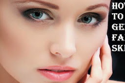 Natural Methods To Get The Fair Skin
