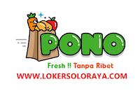 Lowongan Creative Content & Vlogger di Pono Surakarta