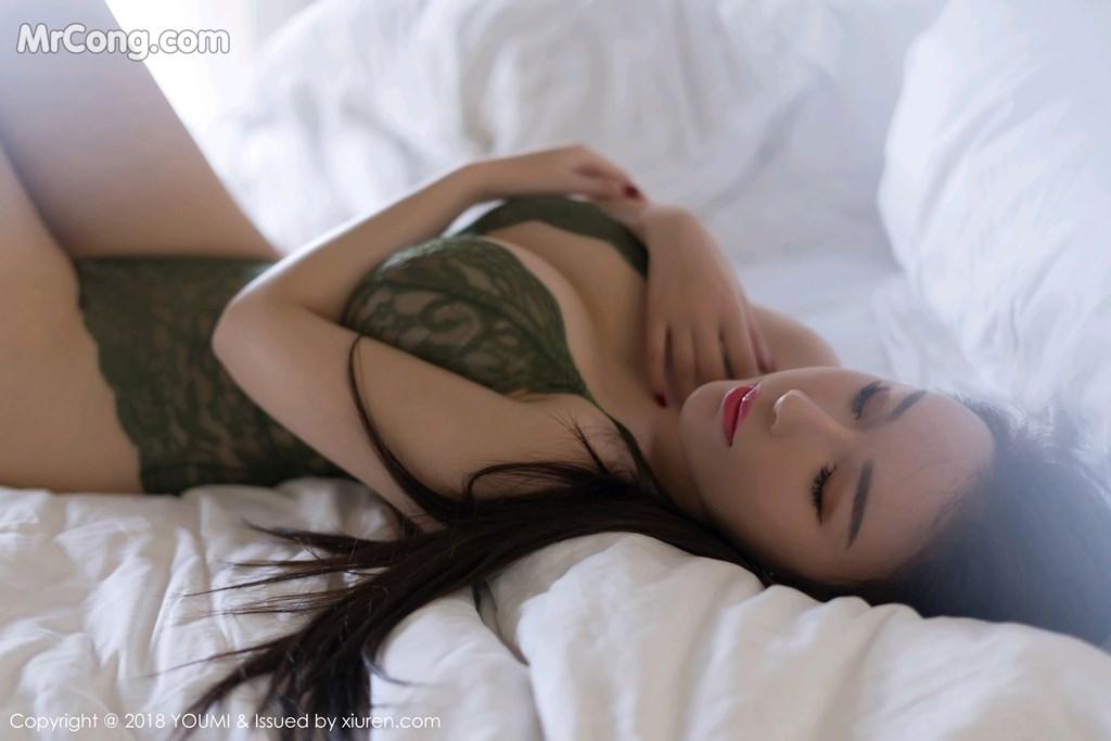 Image YouMi-Vol.228-Egg-MrCong.com-001 in post YouMi Vol.228: Người mẫu Egg_尤妮丝 (45 ảnh)