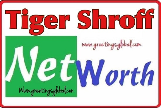 Tiger shroff net worth: