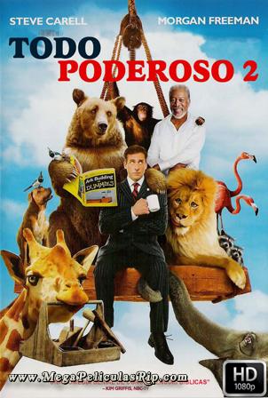 Todopoderoso 2 [1080p] [Latino-Ingles] [MEGA]