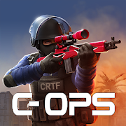 Playstore icon of Critical Ops