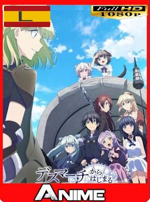 Death March kara Hajimaru Isekai Kyousoukyoku HD [1080P] latino [GoogleDrive-Mega]dizonHD