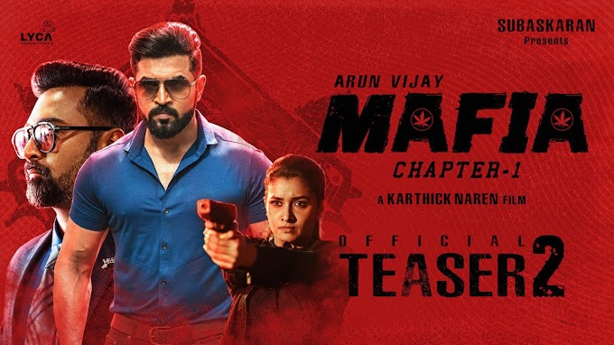 Mafia Chapter 1 Tamil 2020 Movie Worldwide Box Office Collection