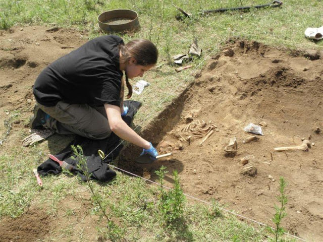 Thousands of artefacts discovered at lost medieval city in Poland
