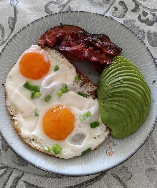 Desayuno rico en grasas buenas
