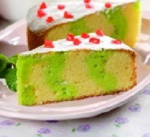 Resep Membuat Kue Tape Pandan Cake
