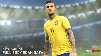 PES 2018 Official Update Patch & Data Pack 2