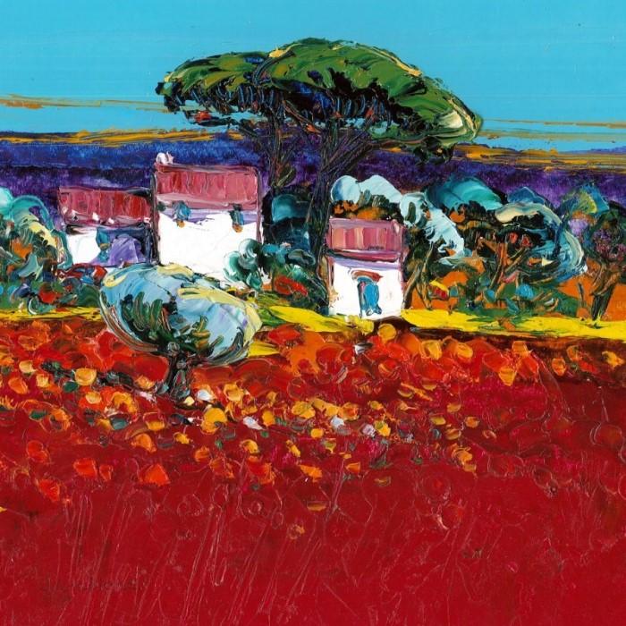 Современная фигуративная живопись. Liisa Corbiere