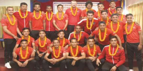 Nepali Team