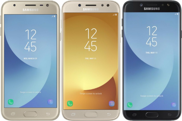 سامسونغ تكشف رسميا عن هواتف J3 و J5 و J7 نسخة 2017