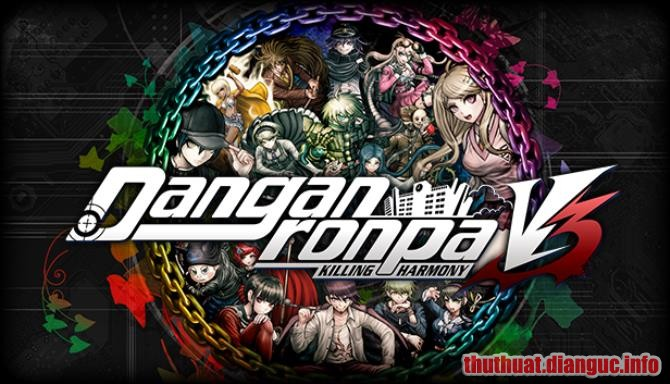 Download Game Danganronpa V3: Killing Harmony Full Crack