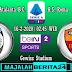 Prediksi Atalanta vs AS Roma — 16 Februari 2020