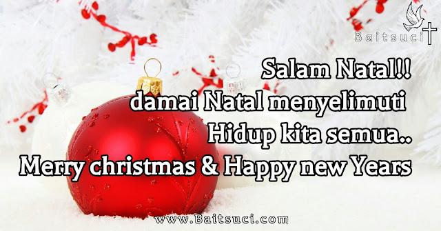 Ucapan selamat Natal dan Tahun baru 2019-Qoutes Natal