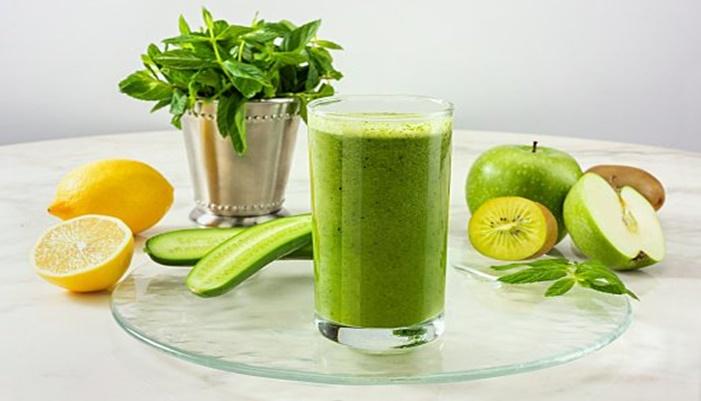 Nutricionista ensina como escolher ingredientes para sucos detox