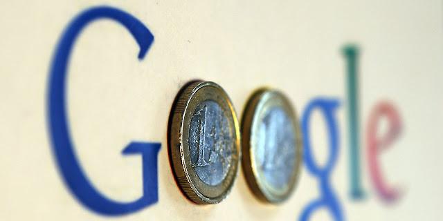 Plus d'optimisation fiscale pour Google