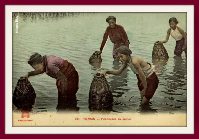 Album hình ảnh đẹp: Làng quê Việt Nam xưa