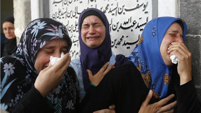 Jeritan Warga Suriah: Wahai Penduduk Bumi, Apakah Kalian Mendengar Kami?