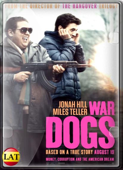 Amigos de Armas (2016) DVDRIP LATINO