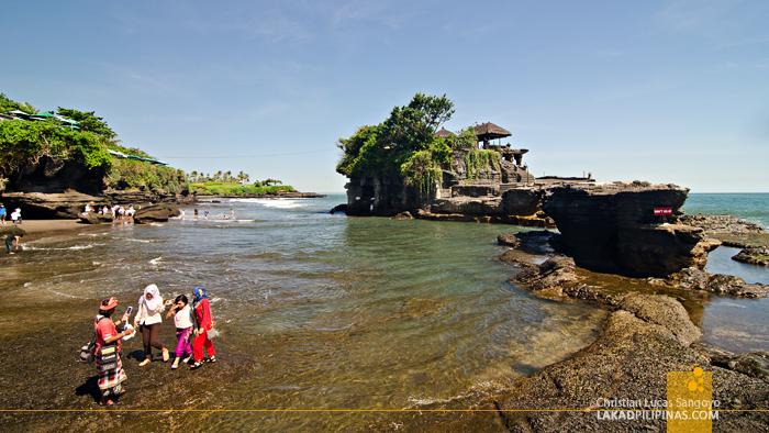 Bali Temples List Tanah Lot