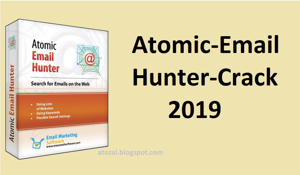 atomic email hunter crack software free download