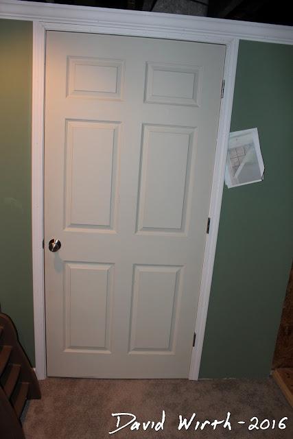how to install door, hang door, vertical, plumb, metal alignment