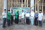 Kompak, Fraksi PPP Se-NTB Iuran untuk Bantu Pembangunan Kantor PWNU
