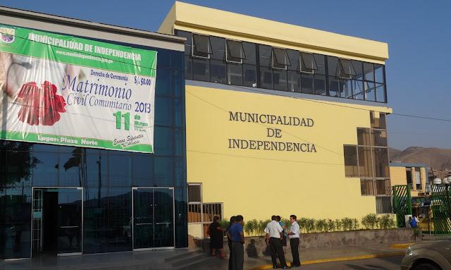 Requisitos Matrimonio civil Municipalidad Independencia
