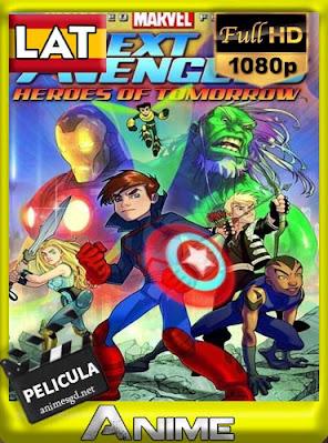 Los Próximos Vengadores: Héroes del Mañana (2008) BRRip 1080p Latino [GoogleDrive] BerlinHD