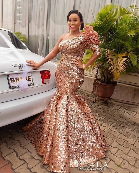 Awesome Asoebi Styles for Events