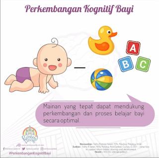 Mainan Sebagai Media Untuk Mengembangkan Kemampuan Kognitif Bayi (6-9 Bulan)