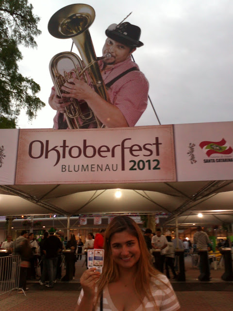 Oktoberfest Blumenau - Vila Germânica.