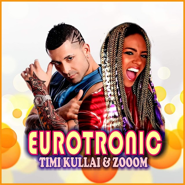 Eurotronic is a new Eurodance duo