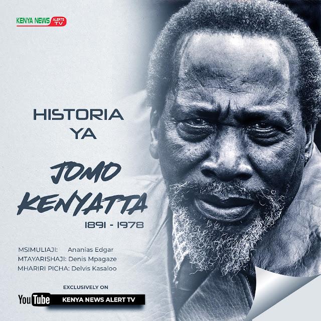 Historia ya Jomo Kenyatta