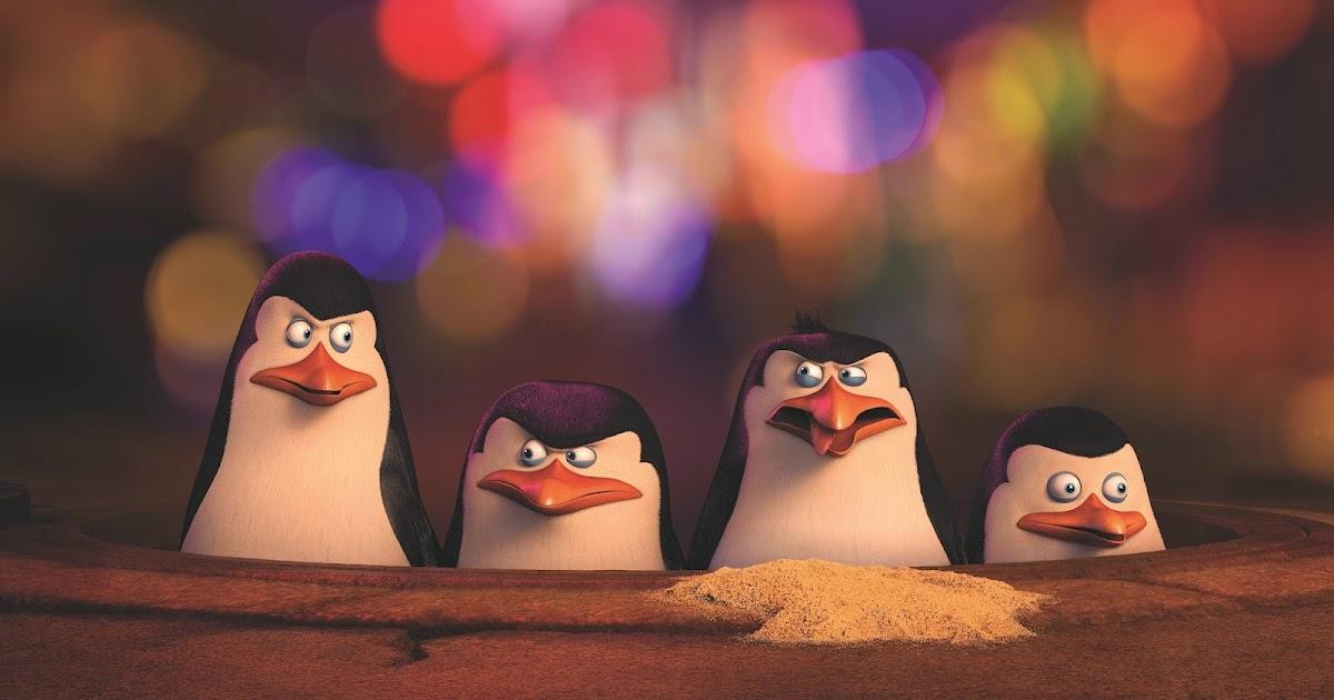 嘻哈鬥牛梗為【馬達加斯加爆走企鵝】獻唱 熱情融化南極企鵝 - WoWoNews