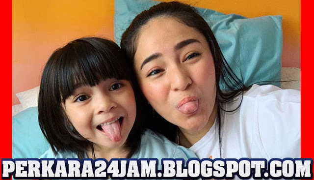 Foto Marshanda Dan Anaknya- Sienna Ameerah Kasyafani