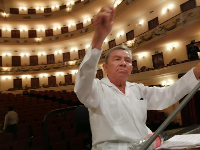 Fallece el maestro Carlos Uicab Chalé, director de la Banda de Música del Estado