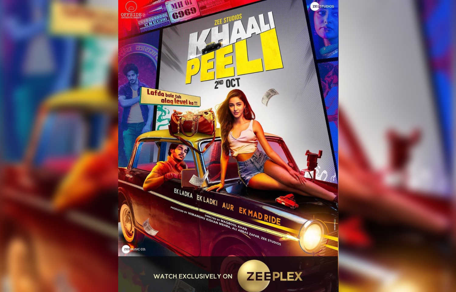 Khaali Peeli Full Movie Review