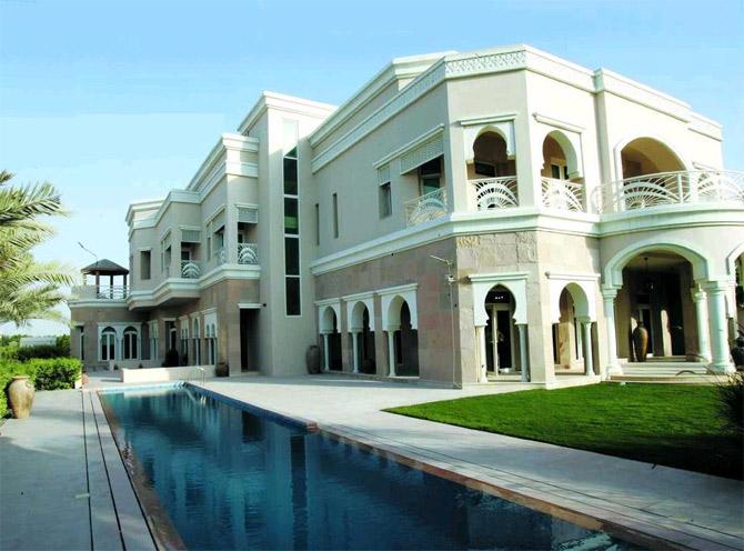 Real Estate Blog: Why to Choose Arabian Ranches Villas And Villas In Springs Dubai?